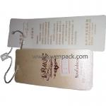 custom hang tag for garment