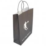 black Shopping/Carrier/Tote Kraft Paper Gift Bag