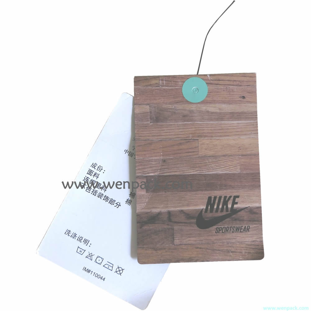 hanging tag|labels clothes-China Wenpack Industry Company Limited