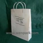 custom logo  PP plastic bag