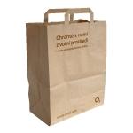Shopping/Carrier/Tote Kraft Paper Gift Bag