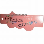 custom hang tag for children clothes