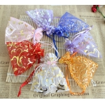 jewelry drawstring organza pouch
