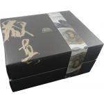 black custom Paper Box for Gift Packaging