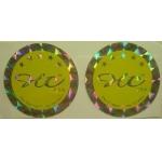 laser Self Adhesive sticker
