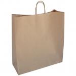 Shopping/Carrier Kraft Paper Gift Bag