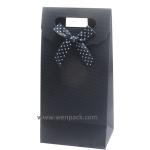 black PP plastic bag